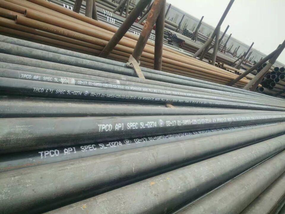 天津港网架压锅炉管应用案列